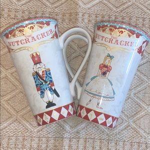 22 FIFTH NUTCRACKER Mug set